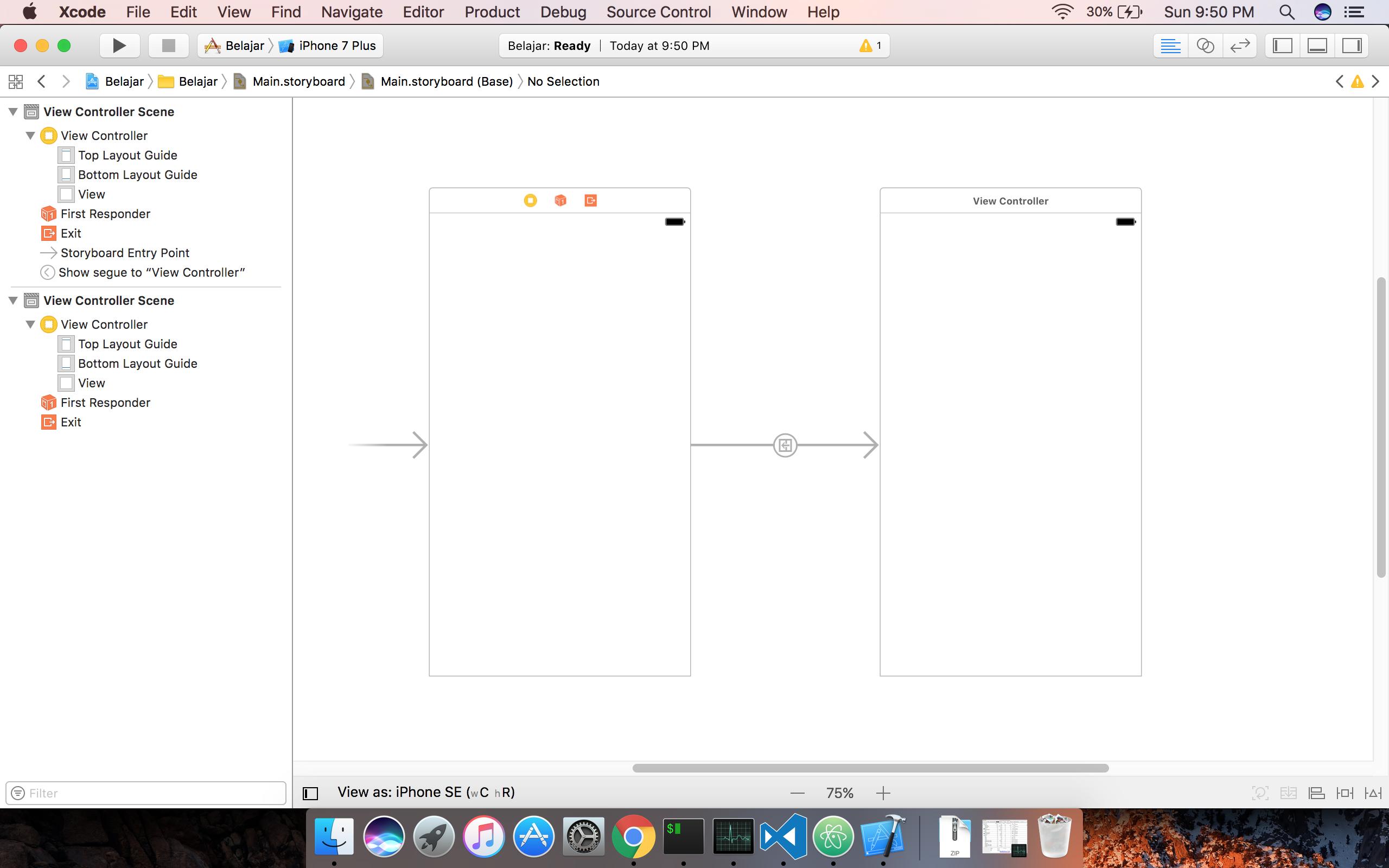 Belajar iOS Bagian 2 – Rizki Mufrizal