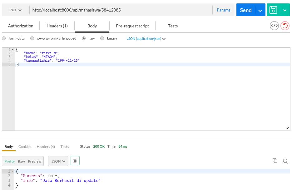 Belajar Membuat REST API Dengan CodeIgniter – Rizki Mufrizal